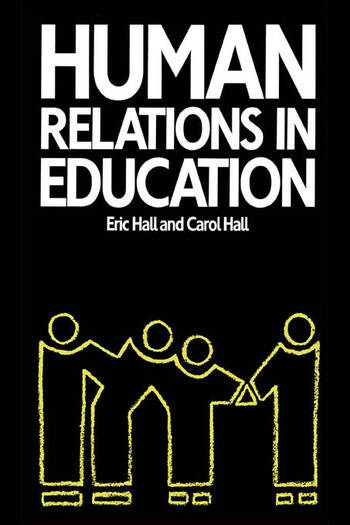 Human Relations in Education book cover