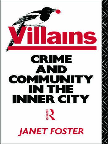 Villains - Foster book cover