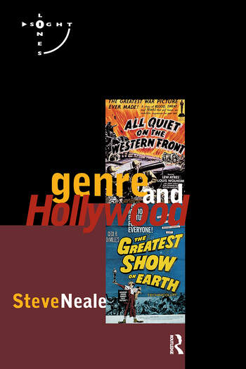 Genre and Hollywood book cover