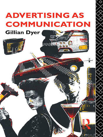 Advertising as Communication book cover