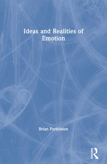 Ideas and Realities of Emotion book cover