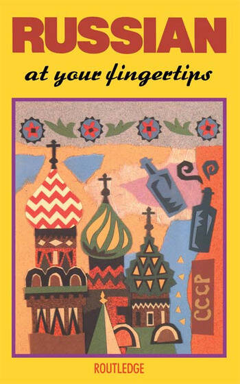 Russian at your Fingertips book cover