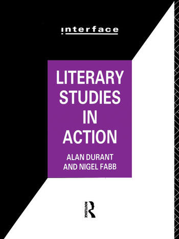 Literary Studies in Action book cover