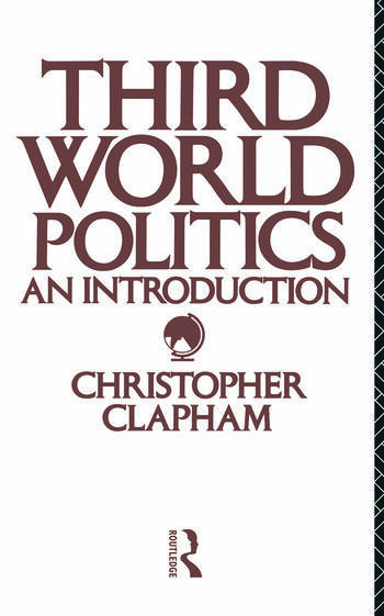 Third World Politics An Introduction book cover