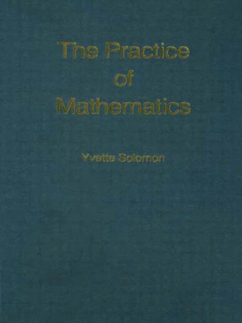 The Practice of Mathematics book cover