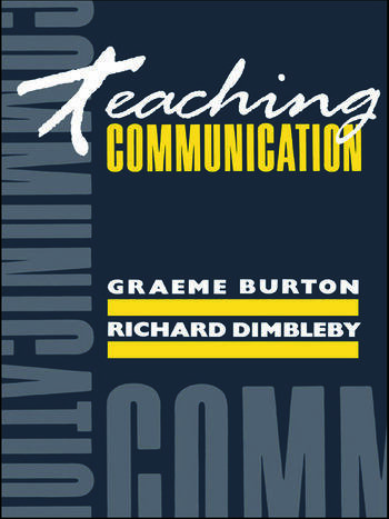 Teaching Communication book cover