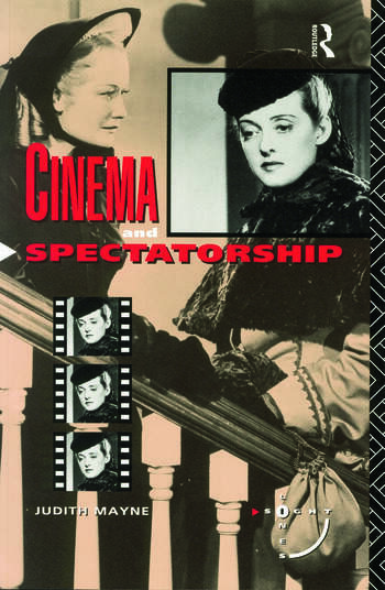 Cinema and Spectatorship book cover