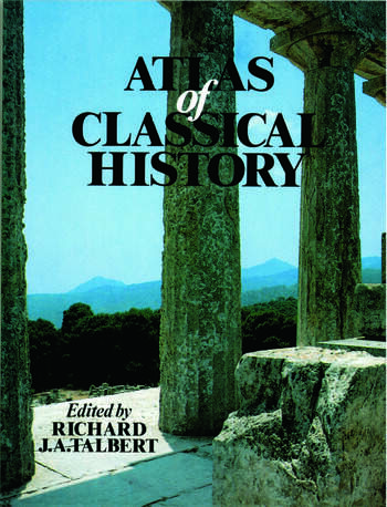 Atlas of Classical History book cover