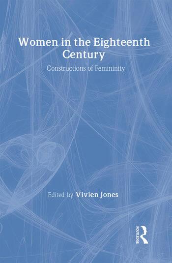 Women 18th Century:Cons Fem book cover