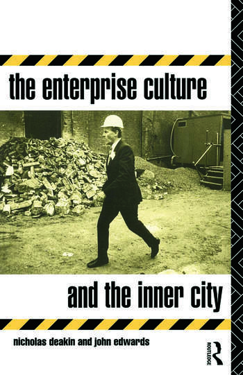 The Enterprise Culture and the Inner City book cover