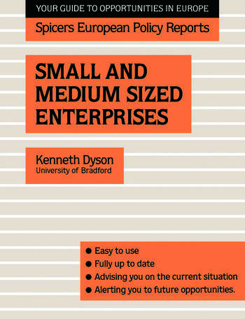 Small and Medium Sized Enterprises book cover