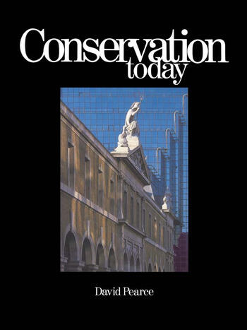 Conservation Today Conservation in Britain since 1975 book cover