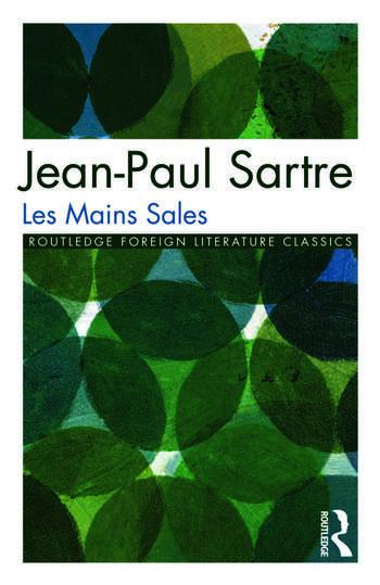 Les Mains Sales book cover