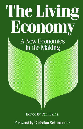 The Living Economy book cover