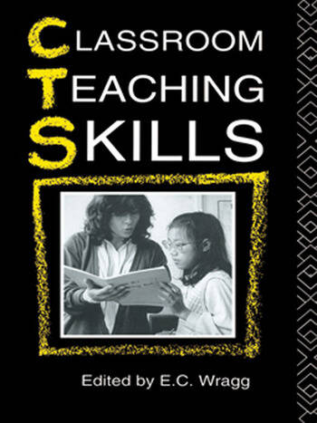 Classroom Teaching Skills book cover