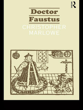 Doctor Faustus book cover