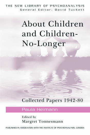 About Children and Children-No-Longer Collected Papers 1942-80 book cover