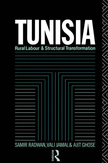 Tunisia Rural Labour and Structural Transformation book cover