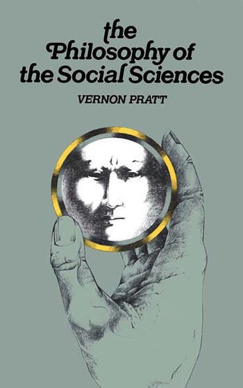 Philosophy and the Social Sciences book cover