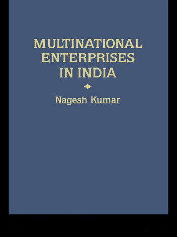 Multinational Enterprises in India Industrial Distribution book cover