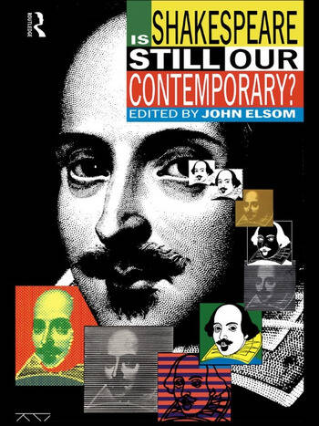 Is Shakespeare Still Our Contemporary? book cover
