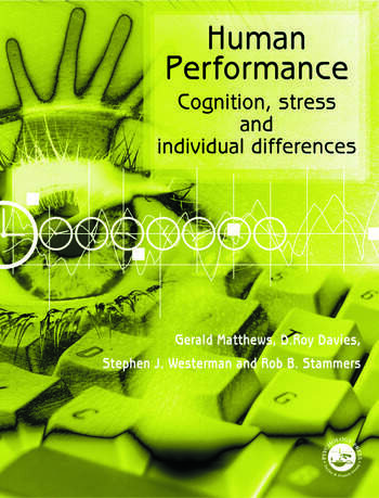 Human Performance Cognition, Stress and Individual Differences book cover