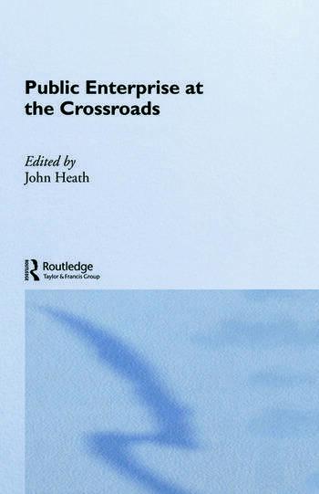Public Enterprise at the Crossroads book cover