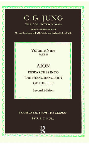 Aion Researches Into the Phenomenology of the Self book cover