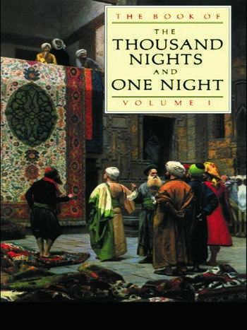 The Book of the Thousand and one Nights. Volume 1 book cover