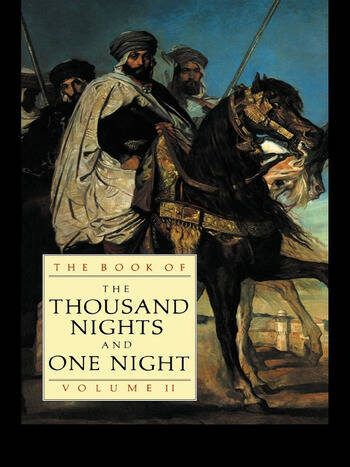 The Book of the Thousand Nights and One Night (Vol 2) book cover