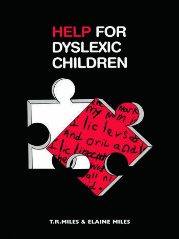 Help for Dyslexic Children book cover