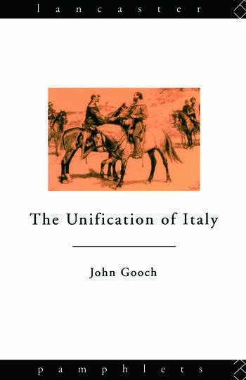 The Unification of Italy book cover