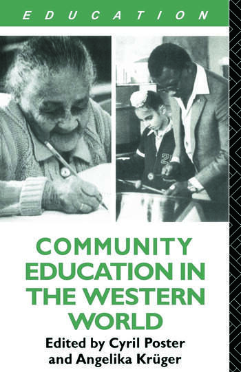 Community Education and the Western World book cover