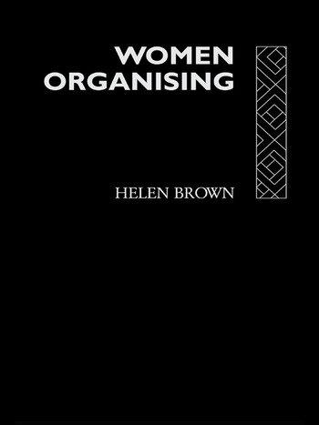 Women Organising book cover
