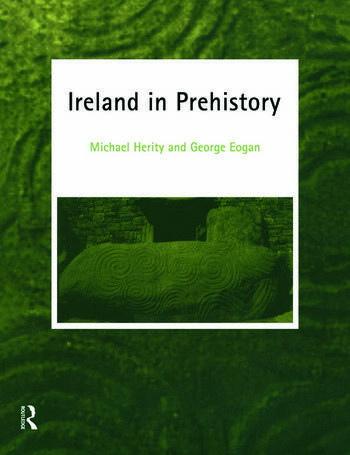 Ireland in Prehistory book cover