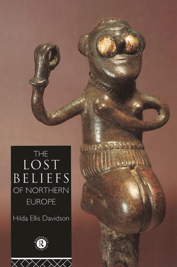 The Lost Beliefs of Northern Europe book cover