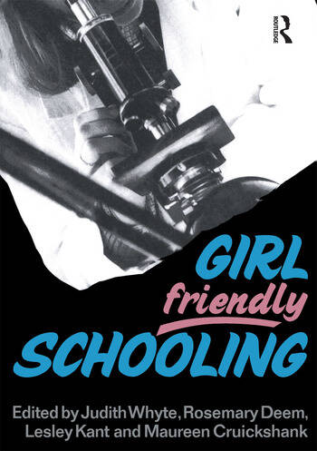 Girl Friendly Schooling book cover