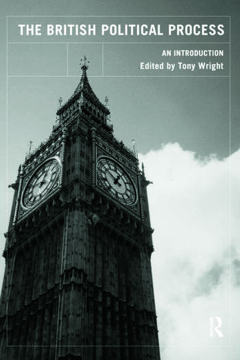 The British Political Process An Introduction book cover