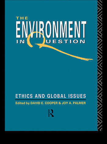 Environment In Question book cover