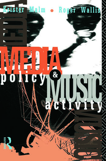 Media Policy and Music Activity book cover