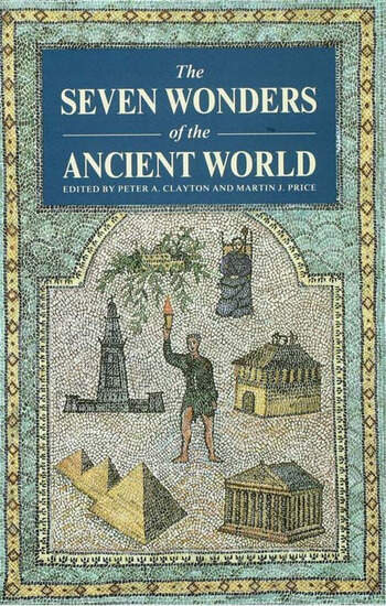 The Seven Wonders of the Ancient World book cover