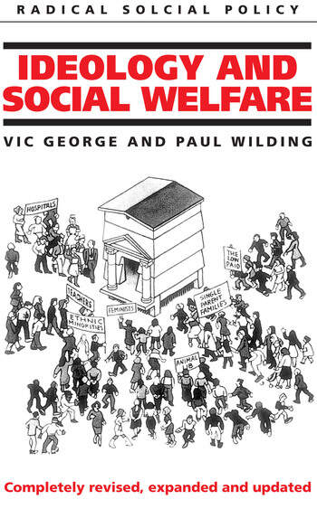 Ideology and Social Welfare book cover