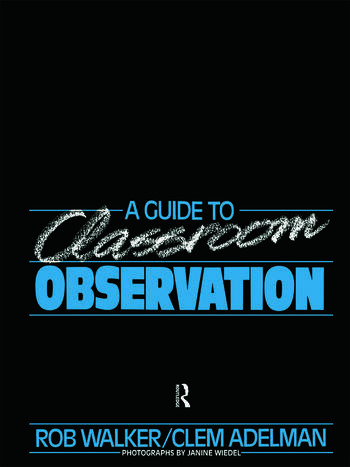 A Guide to Classroom Observation book cover