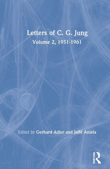 Letters of C. G. Jung Volume 2, 1951-1961 book cover