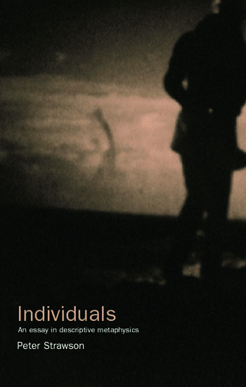 Individuals book cover