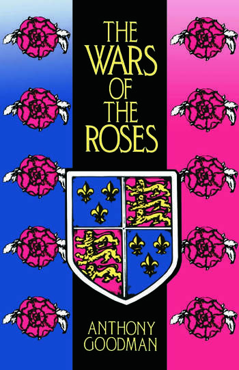 The Wars of the Roses book cover