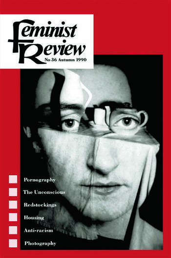 Feminist Review Issue 36 book cover