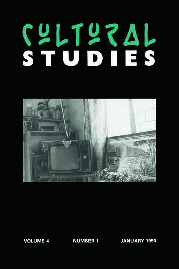 Cultural Studies Volume 4, Issue 1 book cover