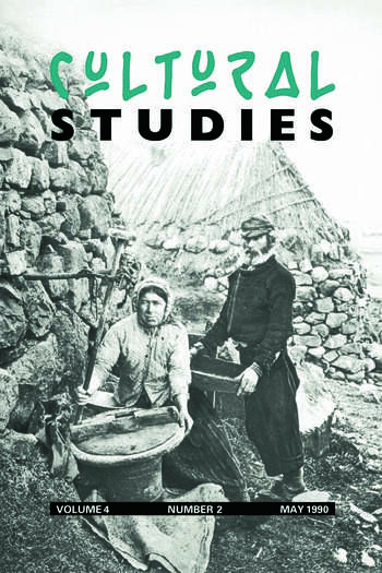 Cultural Studies Volume 4, Issue 2 book cover