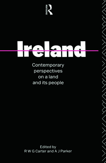 Ireland:Contemp Persp Land Peo book cover
